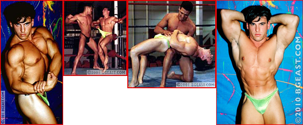 One time FM muscle stud, Gary Myers